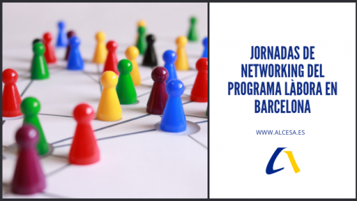Jornadas de networking del programa Làbora en Barcelona